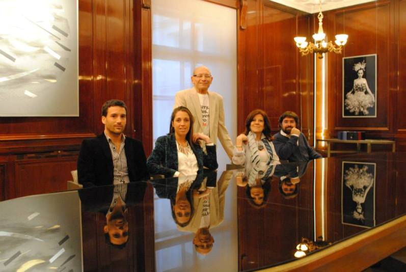 Casa FOA 2013: Casa FOA Eclectico - Alfred Fellinger y Team Fellinger